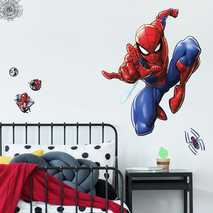 Spider-Man Giant Wall Decals roomset 2