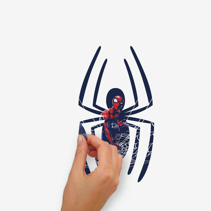 Spider-Man Giant Wall Decals peel