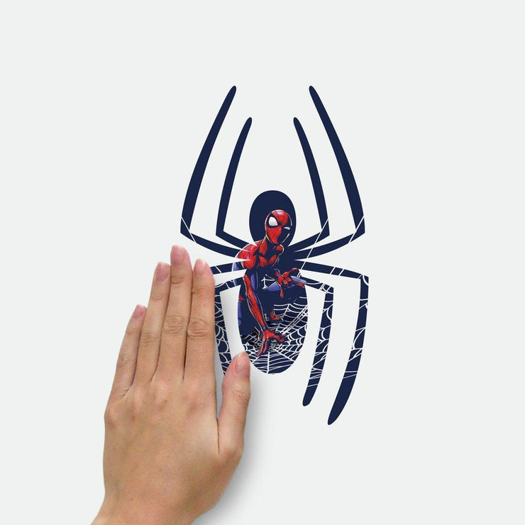 Spider-Man Giant Wall Decals place