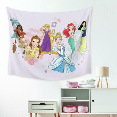 Disney Princess Tapestry roomset