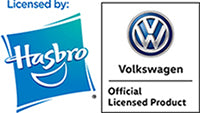 Hasbro and VW logo