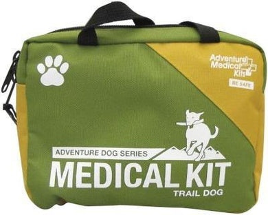 Dog medical kit by Adventure Dog. Available by Allgoodpetsupplies.com