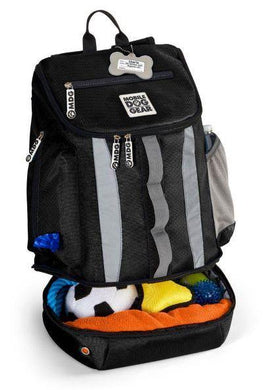 Pet Travel - Drop Bottom Weekender Backpack - AllGood Pet Supplies