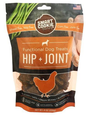 Front of the healthy dog treats available through www.allgoodpetsupplies.com