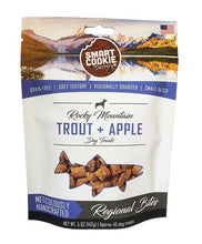 Load image into Gallery viewer, Front of the healthy dog treats available through www.allgoodpetsupplies.com