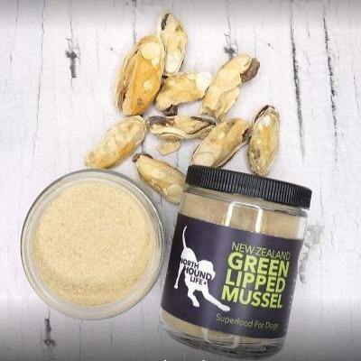 Superfoods for dogs - Green Lipped Mussel