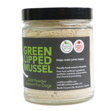 Load image into Gallery viewer, Superfoods for Dogs - New Zealand Green Lipped Mussel Powder