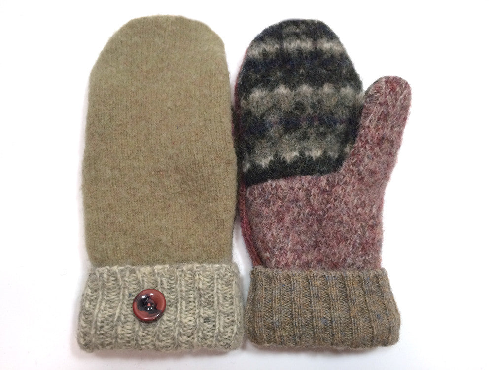 All new Patchwork Mittens