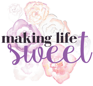 lauren gaskill making life sweet blog