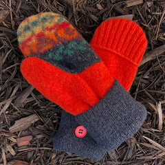 New Wool Mittens