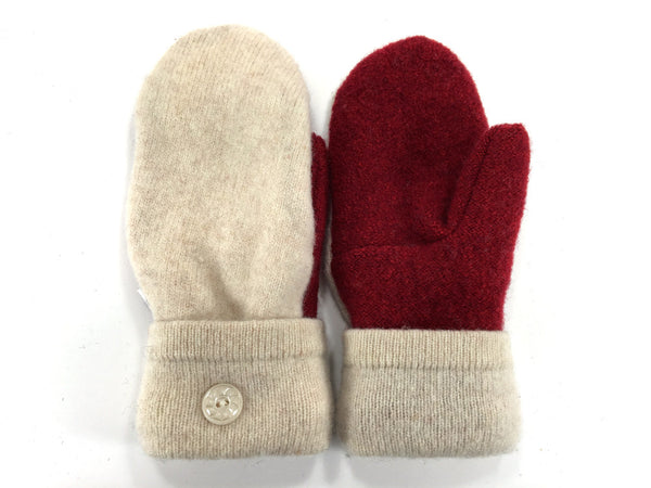 Upcycle a Wool Sweater into Mittens — Crafthubs
