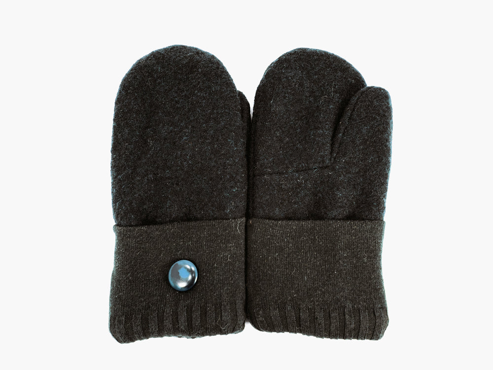 Brown Merino Wool Women's Mittens - Medium - 2051-Womens-The Mitten Company