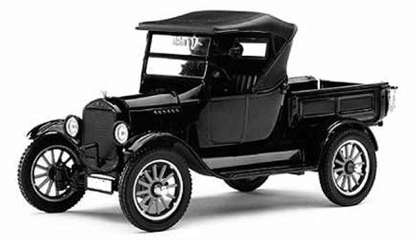 1925-1927 Ford Model T Undrilled BedWood®