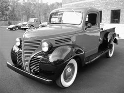 1936-1947 Plymouth Short Stepside Drilled BedWood®