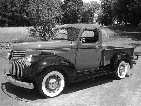 1940-1946 Chevrolet Short Stepside Undrilled BedWood®