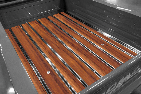 1967-1972 Chevrolet/GMC Short Stepside Undrilled BedWood®