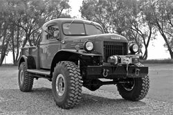 1946-1952 Dodge Powerwagon Drilled BedWood®