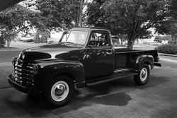 1951 2nd - 1953 Chevrolet/GMC Short Stepside Drilled BedWood®
