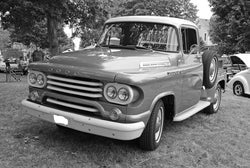 1953-1958 Dodge Lowside Short Stepside Drilled BedWood®