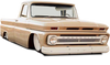 1963-1966 Chevrolet/GMC Long Fleetside Complete BedWood® Kits