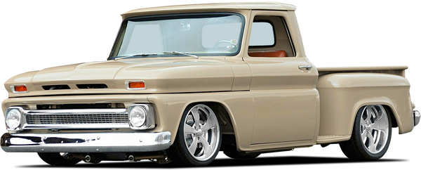 1960-1966 Chevrolet/GMC Short Stepside Drilled BedWood®