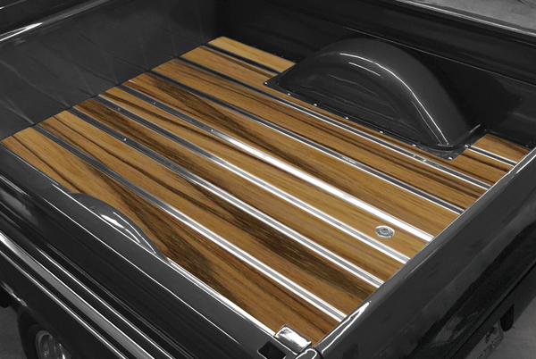 1960-1966 Chevrolet/GMC Long Fleetside Undrilled BedWood®