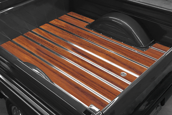 1958-1959 Chevrolet/GMC Long Fleetside Undrilled BedWood®