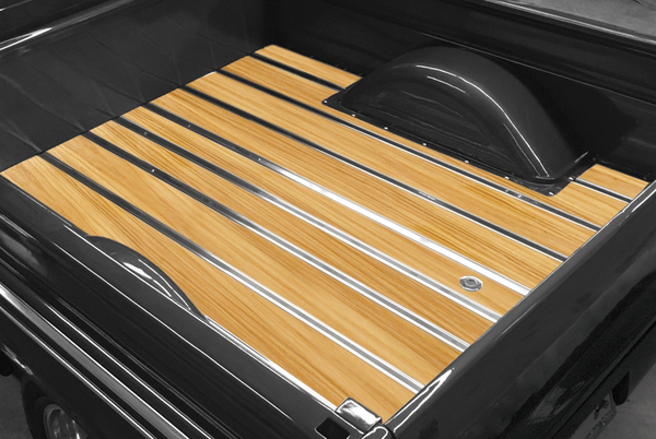 1960-1966 Chevrolet/GMC Short Fleetside Undrilled BedWood®