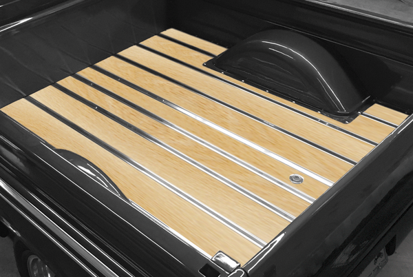 1967-1972 Chevrolet/GMC Long Fleetside Undrilled BedWood®