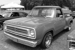 1965 2nd-1985 Dodge Long Stepside Drilled BedWood®