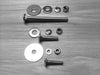 1960-1966 Chevrolet/GMC Short Stepside Bolt Kits