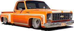 1973-1987 Chevrolet/GMC Short Stepside Complete BedWood® Kits