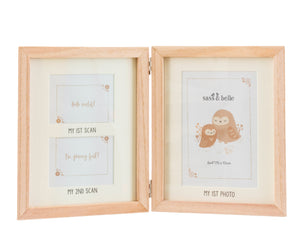 Woodland  Baby Scan Multi Print Frame