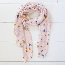 Load image into Gallery viewer, Terrazzo Scarf