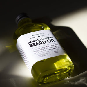 Damn Handsome Beard Oil - The Munro