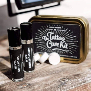 The Tattoo Care Kit - The Munro