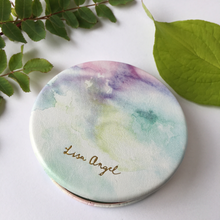 Load image into Gallery viewer, Watercolour Compact Mirror - The Munro