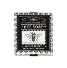 Load image into Gallery viewer, Traditional Bee Triple Milled Soap on a Rope Bar