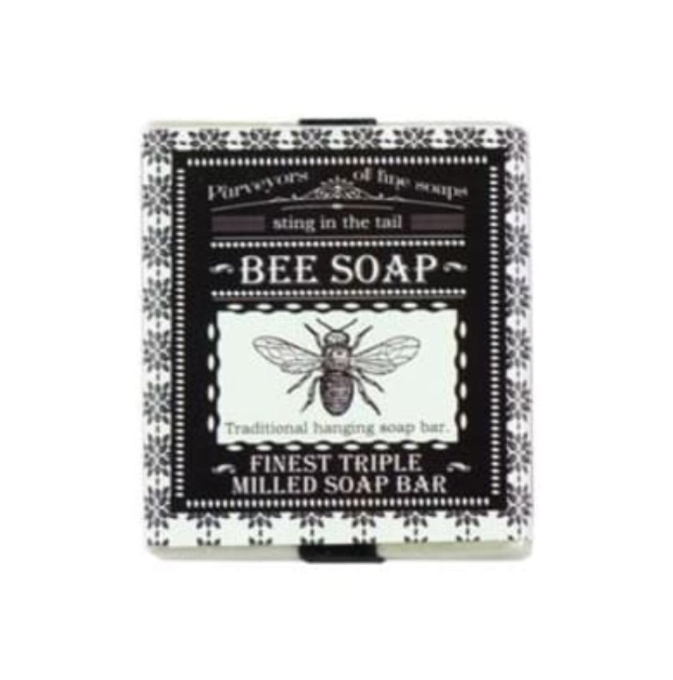 Traditional Bee Triple Milled Soap on a Rope Bar