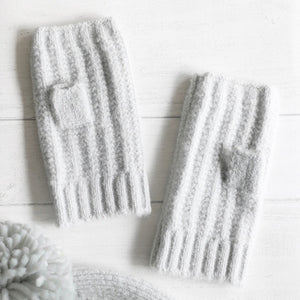 Soft Knit Hand Warmers