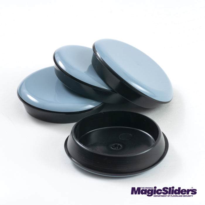 2-3/8 in. (60mm) Concave, Reuseable, 4-pack