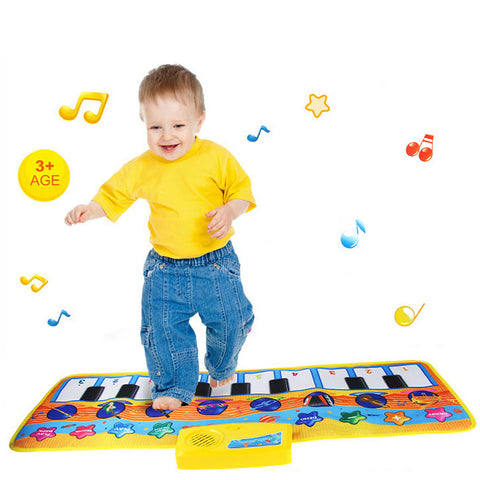 Musical Mat Multi Function Material Polycarbonate Unisex Boys' Girls' Toy Gift