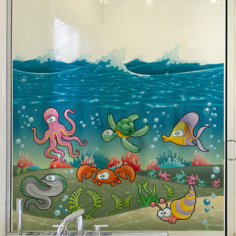 Window Film & Stickers Decoration Contemporary Animal PVC / Vinyl Window Film