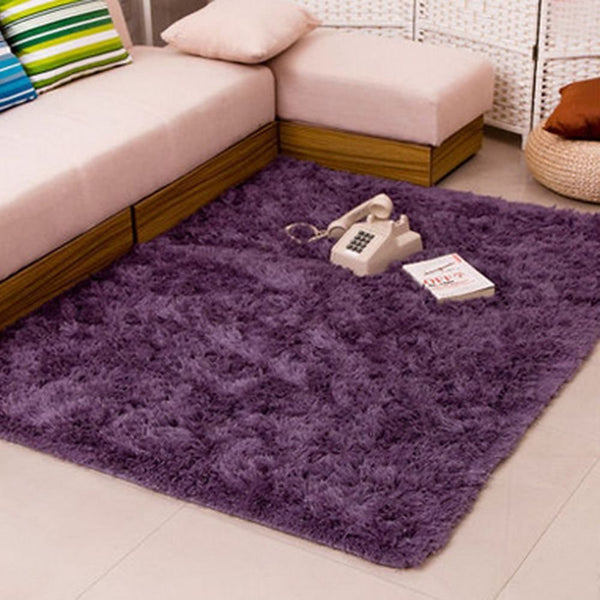 Area Rugs Modern Poly / Cotton, Square Superior Quality Rug