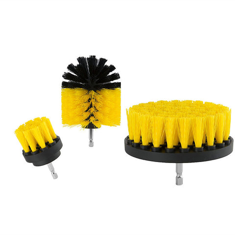 Electric Tools Clean Sofa Furniture Plastic Floor Flat Pipe Brush Head Set