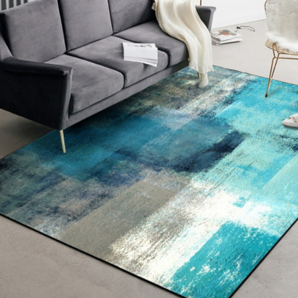 Area Rugs Modern Polyster, Rectangle Superior Quality Rug