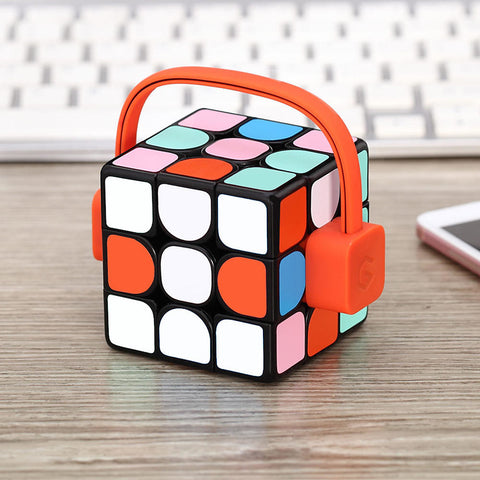1 pcs Magnet Toy Magnetic Toy Puzzle Cube Magnetic Built-in Bluetooth Smart Focus Toy Teenager All Toy Gift