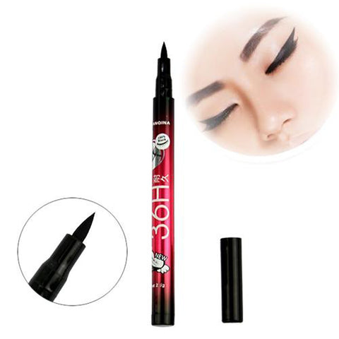New black waterproof liquid eyeliner pen black eye liner pencil makeup cosmetic Makeup Tools Classic High Quality Daily