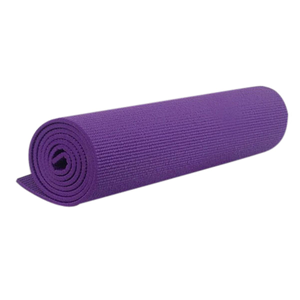 Yoga Mat 173.0*61.0*0.6 cm Odor Free, Eco-friendly, Sticky, Non Toxic PVC(PolyVinyl Chloride) Quick Dry, Non Slip For Yoga / Pilates / Exercise & Fitness Green, Blue, Pink
