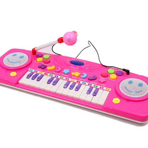 Pretend Play Piano Kid's Girls' Toy Gift 1 pcs